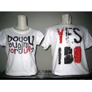 Kaos Couple Do You Love Me + Yes I Do