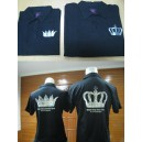Kaos Polo Pasangan MV Classic Polo - King & Queen